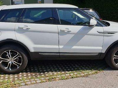used Land Rover Range Rover evoque Pure 2.2 TD SUV / Geländewagen,
