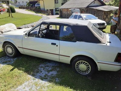 gebraucht Ford Escort Cabriolet 1,6 / 90 PS ABF/AAF / Roadster