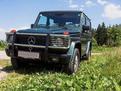 gebraucht Mercedes G350
