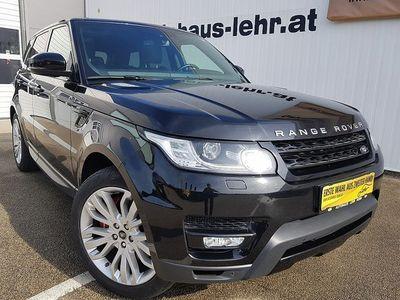 gebraucht Land Rover Range Rover Sport 3,0 SDV6 HSE