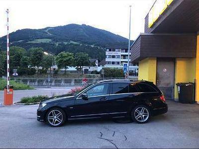 """gebraucht Mercedes C180 C-KlasseCDI Avantgarde """"Sportpaket AMG"""" Kombi / Family Van"""