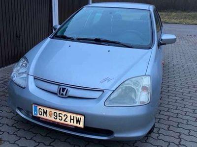 gebraucht Honda Civic 1,4i LS Aut.