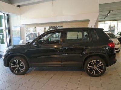 gebraucht VW Tiguan Mountain TDI BMT 4MOTION