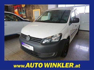 gebraucht VW Caddy Maxi Kasten 2,0 EcoFuel Komfortpaket/Klima