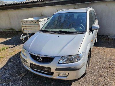 gebraucht Mazda Premacy 2.0 DITD Exclusive Kombi / Family Van