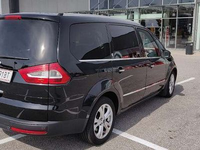 gebraucht Ford Galaxy 2.0 TDCI Titanium Kombi / Family Van