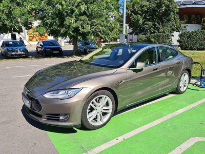 gebraucht Tesla Model S 85D ALLRAD free Supercharging Limousine