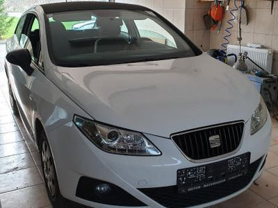 gebraucht Seat Ibiza SportCoupé GT 1,2