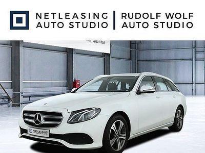 gebraucht Mercedes E200 d Avantgarde+LED Hi+Werksangeh.+EU6dtemp