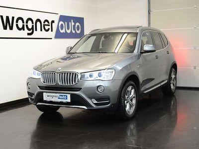 gebraucht BMW X3 xDrive 20d Aut.X-Line/LCI/NaviPro/HeadUp/Pano/ACC