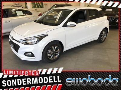gebraucht Hyundai i20 1,25 Level 2 Plus, 75 PS, 5 Türen, Schaltgetriebe