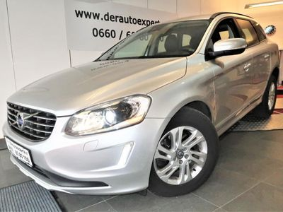 gebraucht Volvo XC60 D4 AWD Kinetic Geartr.,alle Service, Topzustand !!
