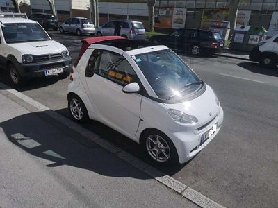 gebraucht Smart ForTwo Cabrio fortwo Sehr schönes gepflegtes Cabrio mhd / Roadster