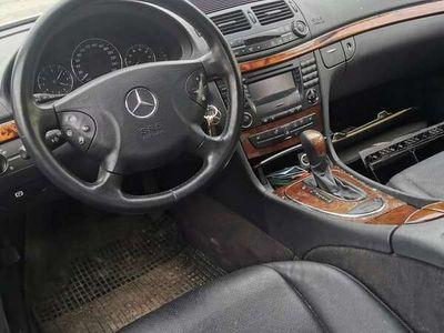gebraucht Mercedes E320 Elegance Aut.