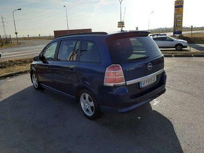 gebraucht Opel Zafira Zafira2005 Kombi / Family Van