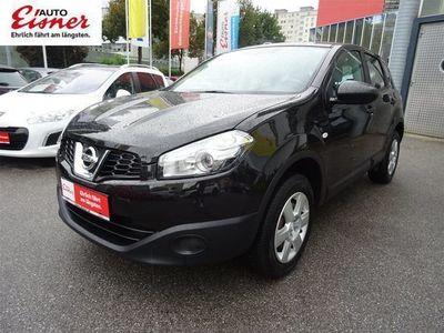 gebraucht Nissan Qashqai Visia 1,6 16V 2WD