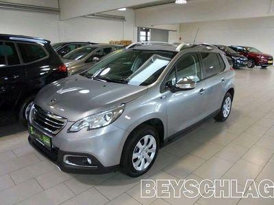 gebraucht Peugeot 2008 1,6 e-HDi 92 FAP Style