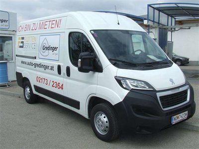 gebraucht Peugeot Boxer 35 L2H2 BlueHDi 140 S&S