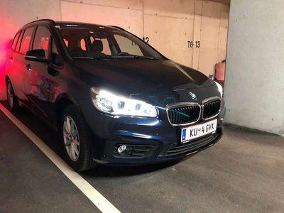 gebraucht BMW 218 2er-Reihe d x-drive Kombi / Family Van