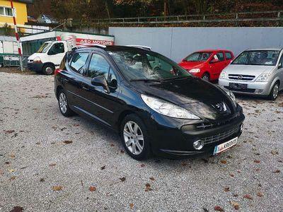 gebraucht Peugeot 207 1,6 HDi 90 Kombi / Family Van