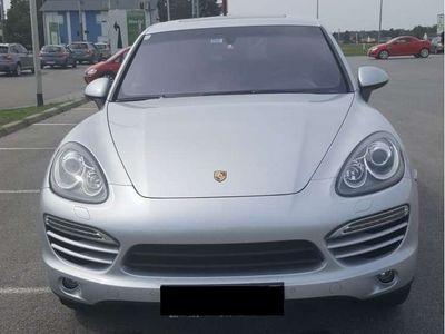 gebraucht Porsche Cayenne II 3,0 Diesel Aut. SUV / Geländewagen,
