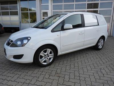 gebraucht Opel Zafira 1,7 CDTI VAN Kombi / Family Van,