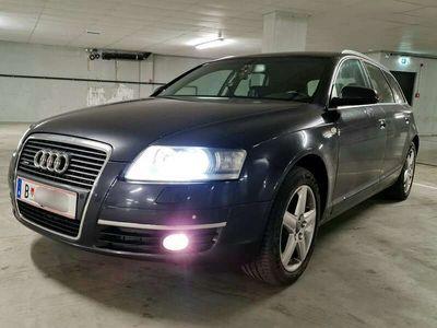 gebraucht Audi A6 Avant 3,0 TDI V6 quattro DPF