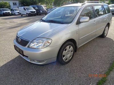 gebraucht Toyota Corolla Kombi 1,4 VVT-i Linea Sol * Pickerl 7/2021
