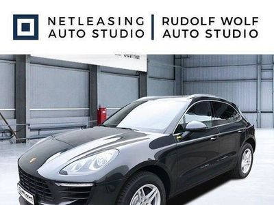 brugt Porsche Macan 2.0 l Xenon/Sound-Package Plus/MF-Lenkrad NSW