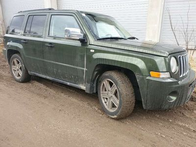 gebraucht Jeep Patriot 2,0 CRD Limited