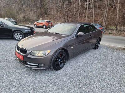 gebraucht BMW 318 Cabriolet 3er-Reihe Cabrio (E93) Österreich-Paket