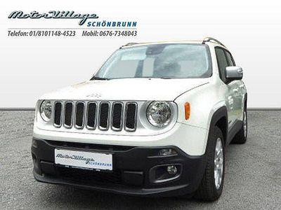 gebraucht Jeep Renegade 1,6 MultiJet II 120 Limited SUV / Geländewagen,
