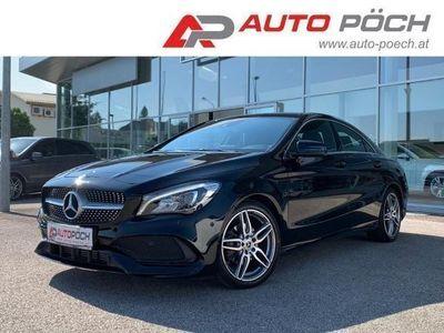gebraucht Mercedes CLA200 CLA-Klassed 4MATIC Aut. AMG-Line/Pano/Navi/Led/Ka... Sportwagen / Coupé,