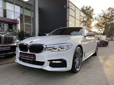 gebraucht BMW 520 d xDrive Touring Aut., M -Paket, LED, HiFi, Head-U