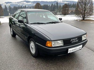 gebraucht Audi 80 B3 2.0 Sport Schiebedach Sportsitze Bestzustand