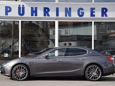 gebraucht Maserati Ghibli Diesel *Fahrass.paket*Businesspaket*