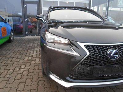 gebraucht Lexus NX300h F Sport Hybrid ALLRAD ONLINEVERKAUF SUV / Geländewagen