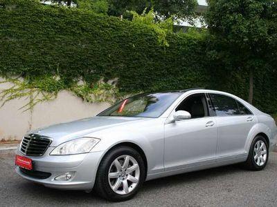 gebraucht Mercedes S320 S-KlasseCDI **Lang**Vollausstattung**Kredit Möglich** Limousine