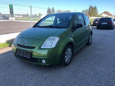 gebraucht Citroën C2 1,1i SX Plus