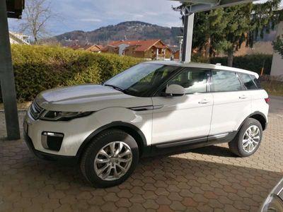 gebraucht Land Rover Range Rover evoque SE 2,0 TD4 SUV / Geländewagen