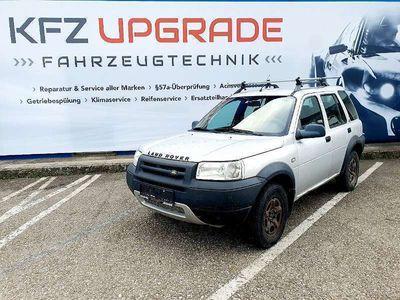 gebraucht Land Rover Freelander *Export*Bastler*Fahrberreit SUV / Geländewagen