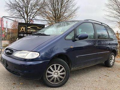 gebraucht Ford Galaxy CLX 1,9 TDI Kombi / Family Van,