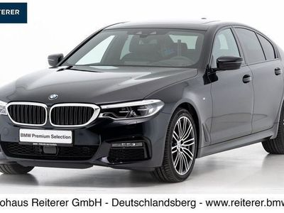 used BMW 530 5er-Reihe d xDrive Aut. Limousine,