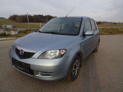 gebraucht Mazda 2 1,25i Plusline II Limousine