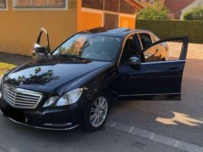 gebraucht Mercedes E200 Elegance