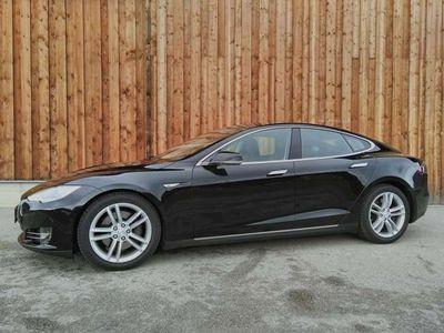 gebraucht Tesla Model S 70D - Allrad - Free Supercharger Limousine