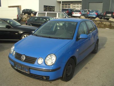 gebraucht VW Polo Comfortline 1,4 TDI