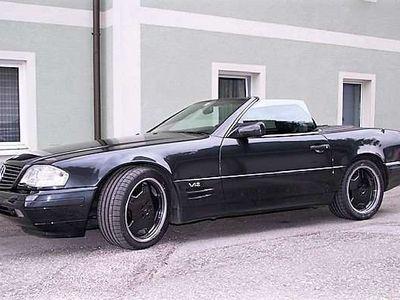 gebraucht Mercedes SL600 SL-KlasseR129 Cabrio / Roadster