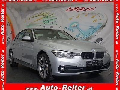 gebraucht BMW 318 d Sport Line Aut. *NP: ~€ 49.200,-* *LED, NAVI*