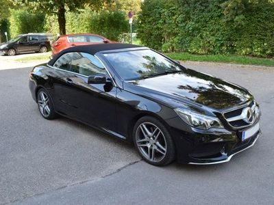 gebraucht Mercedes E350 (BlueTEC) d Cabrio 9G-TRONIC